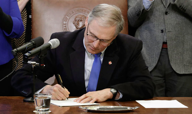 KIRO Radio: Governor Inslee sinks to new level of petty by refusing to sign certificates for marksmanship champs