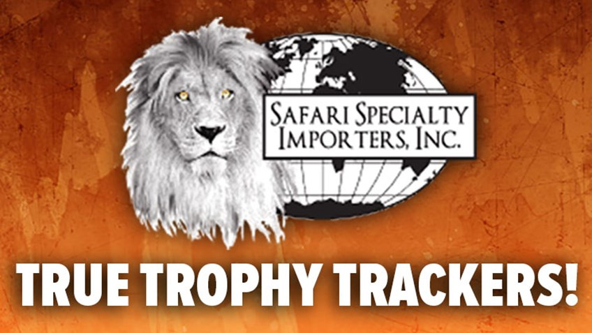 Safari Specialty Importers Safeguards Your Trophies