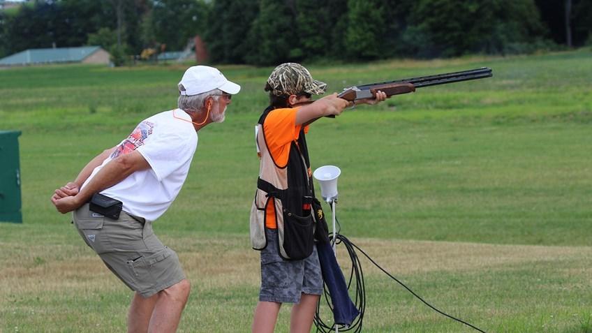 3 Shotgunning Tips For Beginners: Body Position