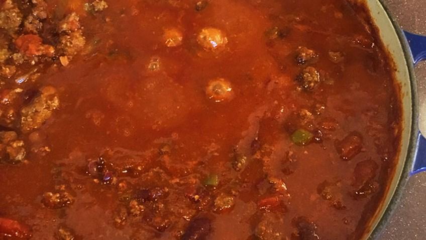 A Recipe From Jim Zumbo: Venison Chili
