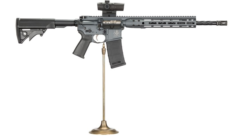Tips & Tricks to Manage Rifle Balance and Weight