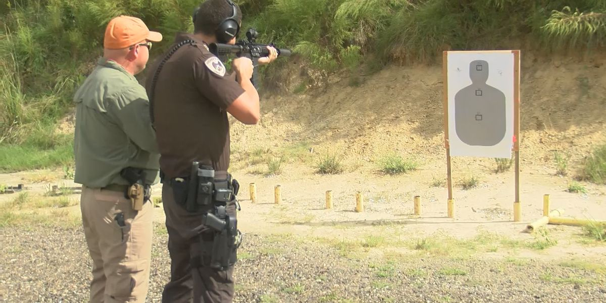 WDAM: Mississippi Sheriff's Department Receives NRA Grant to Purchase AR-15s