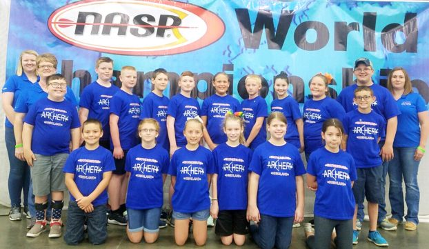 The Interior Journal: Local Archery Team Awarded NRA Grant