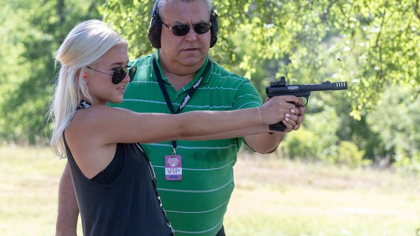 Pistol Grip Basics