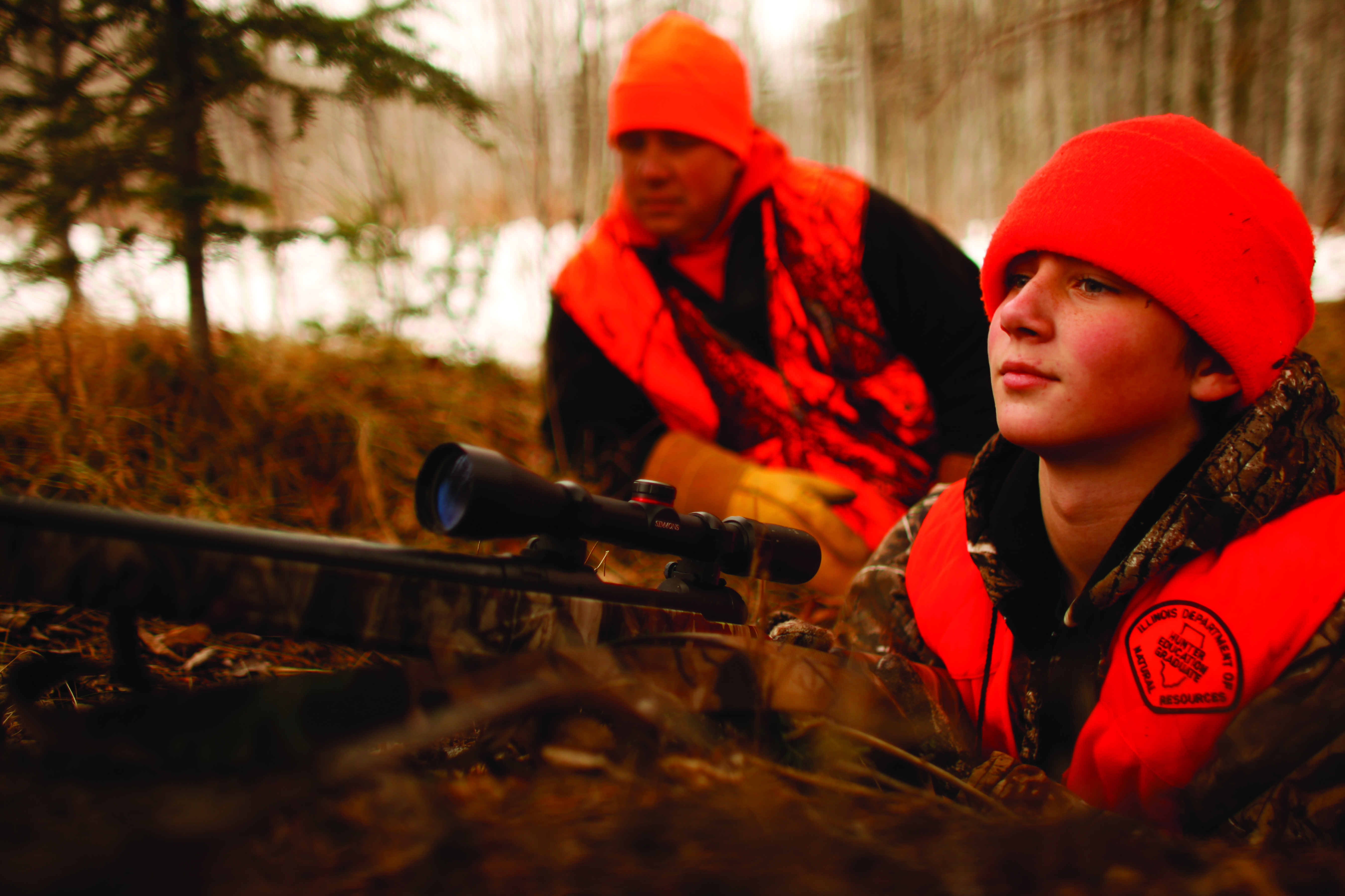 KFOR: Oklahoma Department of Wildlife Conservation partners with NRA to offer free online hunter education course