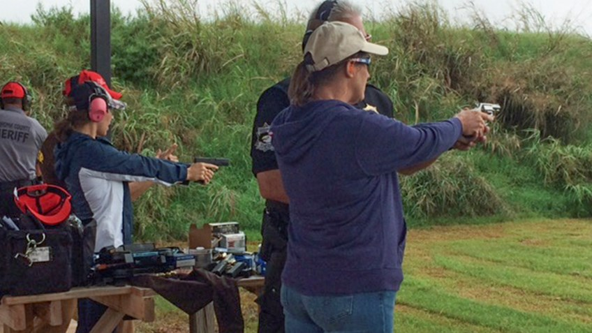 Women on Target Event Draws Hundreds