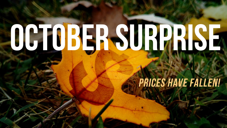 Shop NRAstore October Surprise Deals