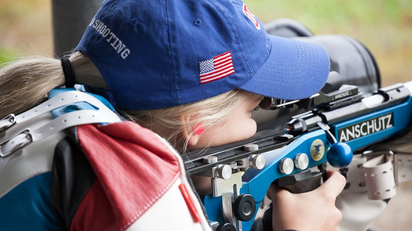 2018 NRA National Smallbore Rifle Championships Results