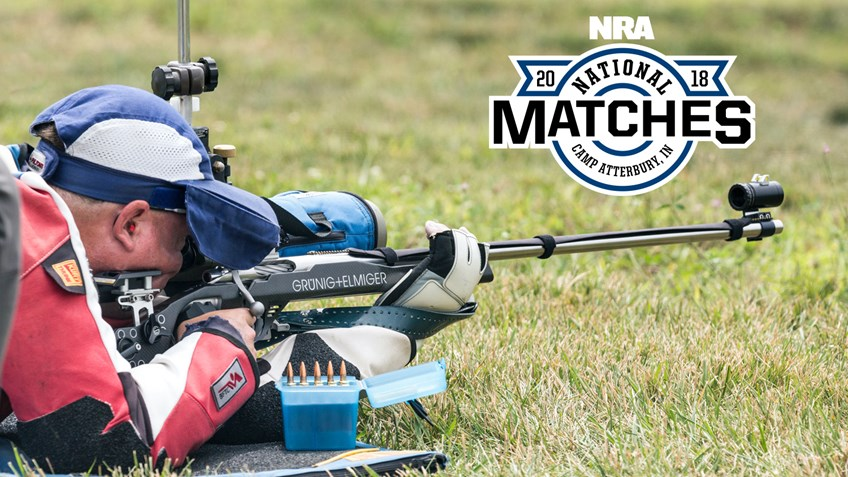 Results: 2018 NRA National High Power Rifle Championships