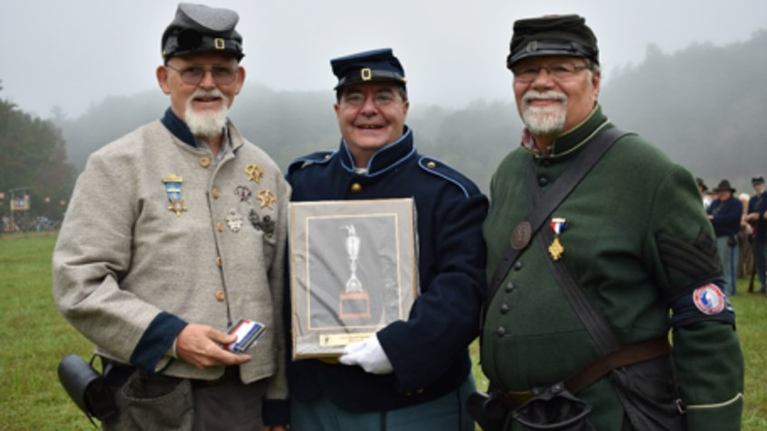 The 4th Annual NRA/North–South Skirmish Association National Civil War Championship