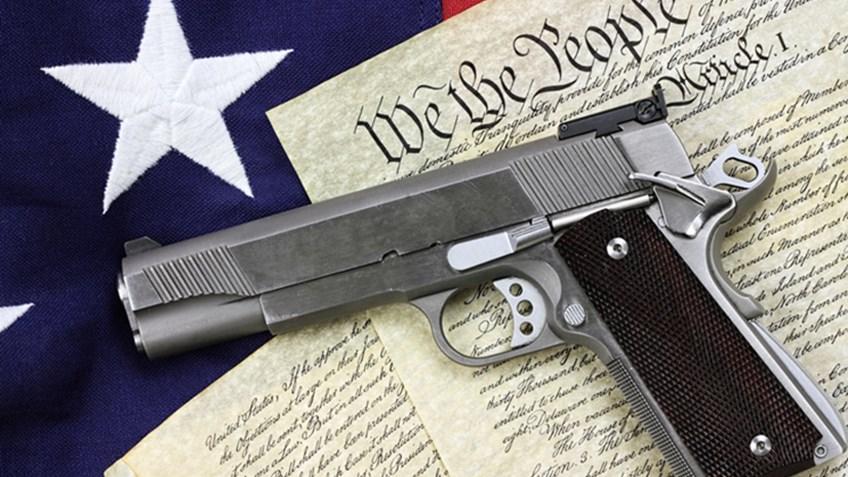 Guns Made America Great