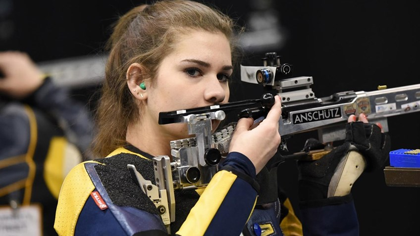 College Rifle: WVU, TCU Move To Top Of Rankings