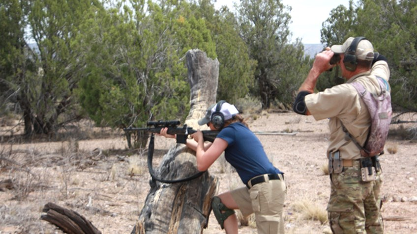 What a Family Gained at Gunsite Academy