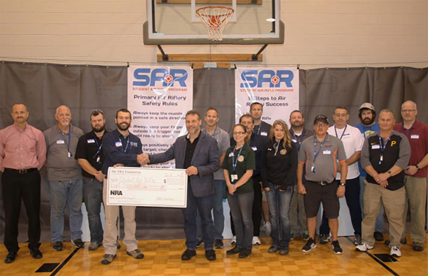 The Outdoor Wire: NRA Foundation Grants Support Pennsylvania Student Air Rifle Program