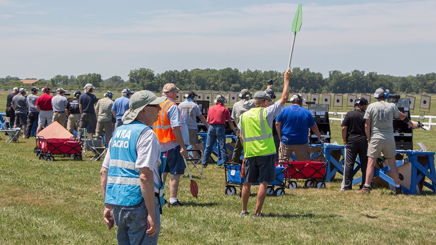 2019 NRA National Pistol Championships Schedule