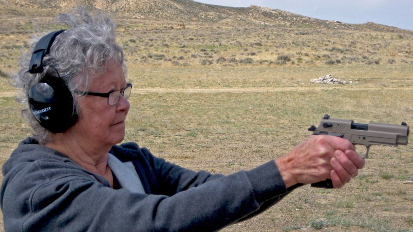 How to Introduce Senior Citizens to Shooting