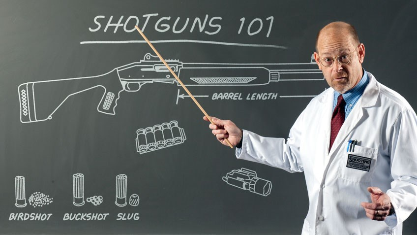 Home-Defense Shotgun Handling: Advice from the Experts