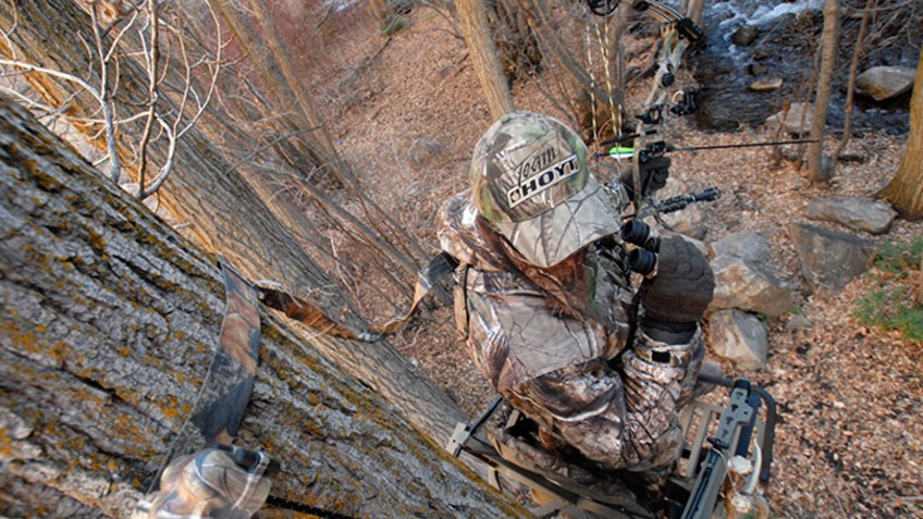 Treestand Safety: Our Tips