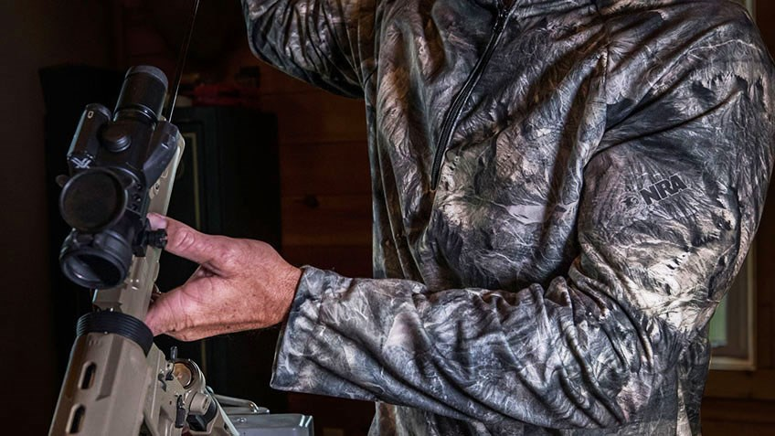 Mossy Oak Introduces New NRA-Exclusive Overwatch Camo Pattern