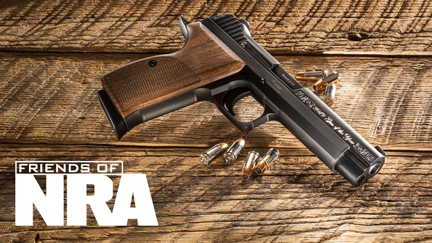 2019 Friends of NRA Standard Merchandise Package Highlights