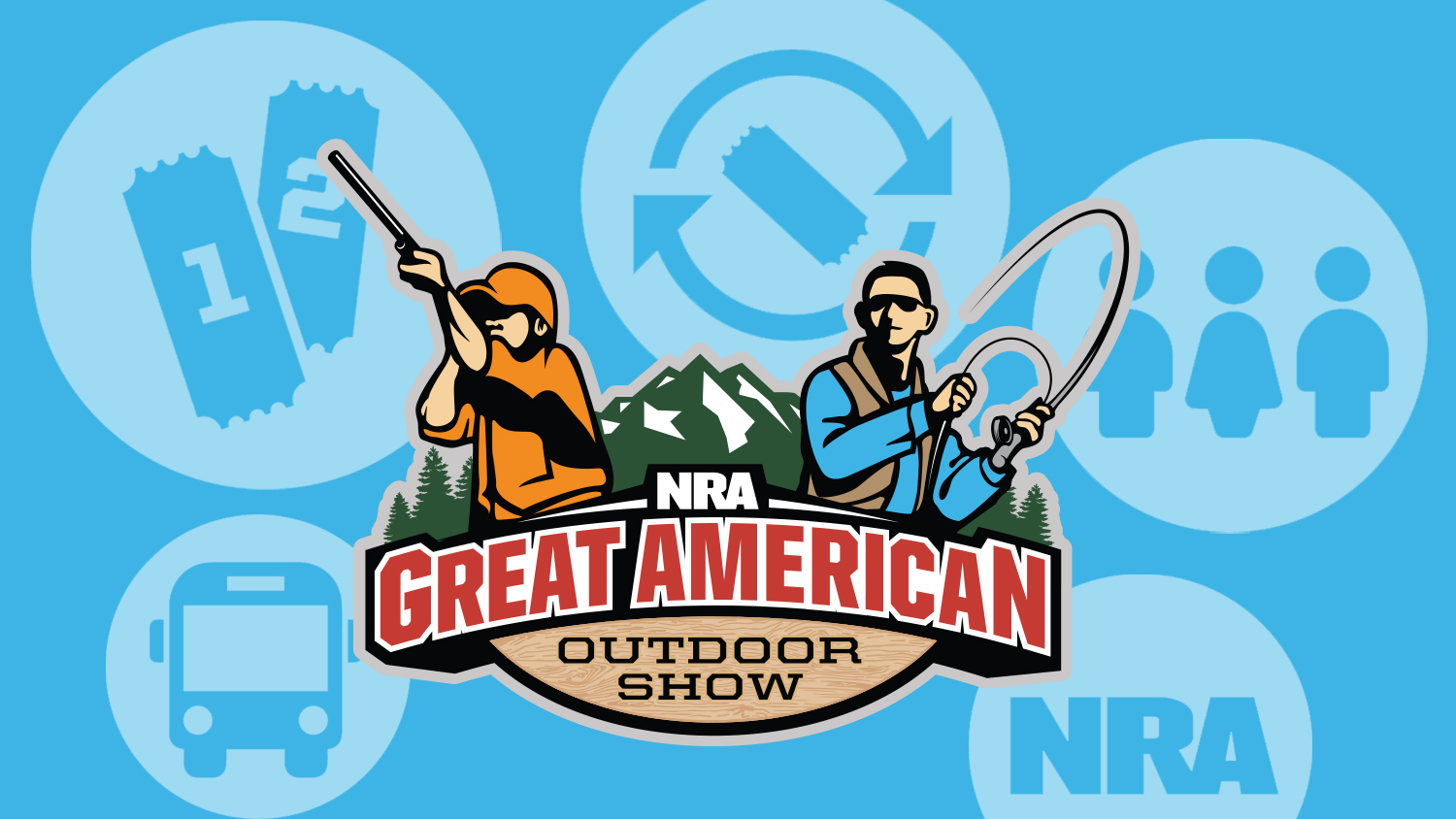 Take Advantage of Ticket Specials at the Great American Outdoor Show!