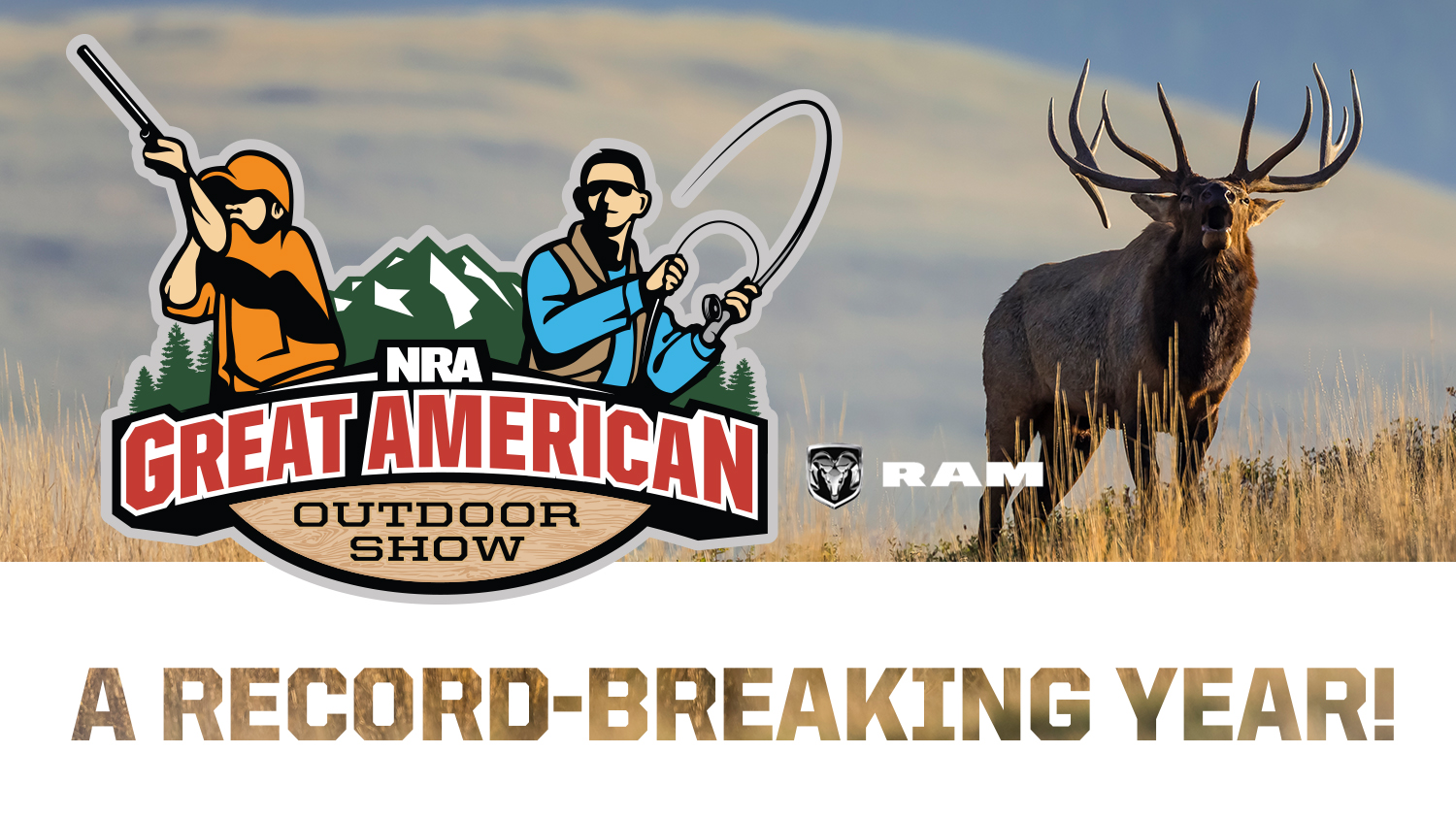 NRA's Sixth Annual Great American Outdoor Show Continues Successful Traditions