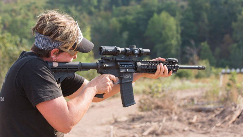 NRA America's Rifle Challenge Competition Coming To Peacemaker