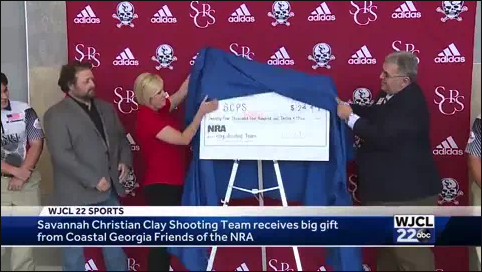 USA TODAY High School Sports: Georgia high school shooting teams receive $31K in donations from NRA