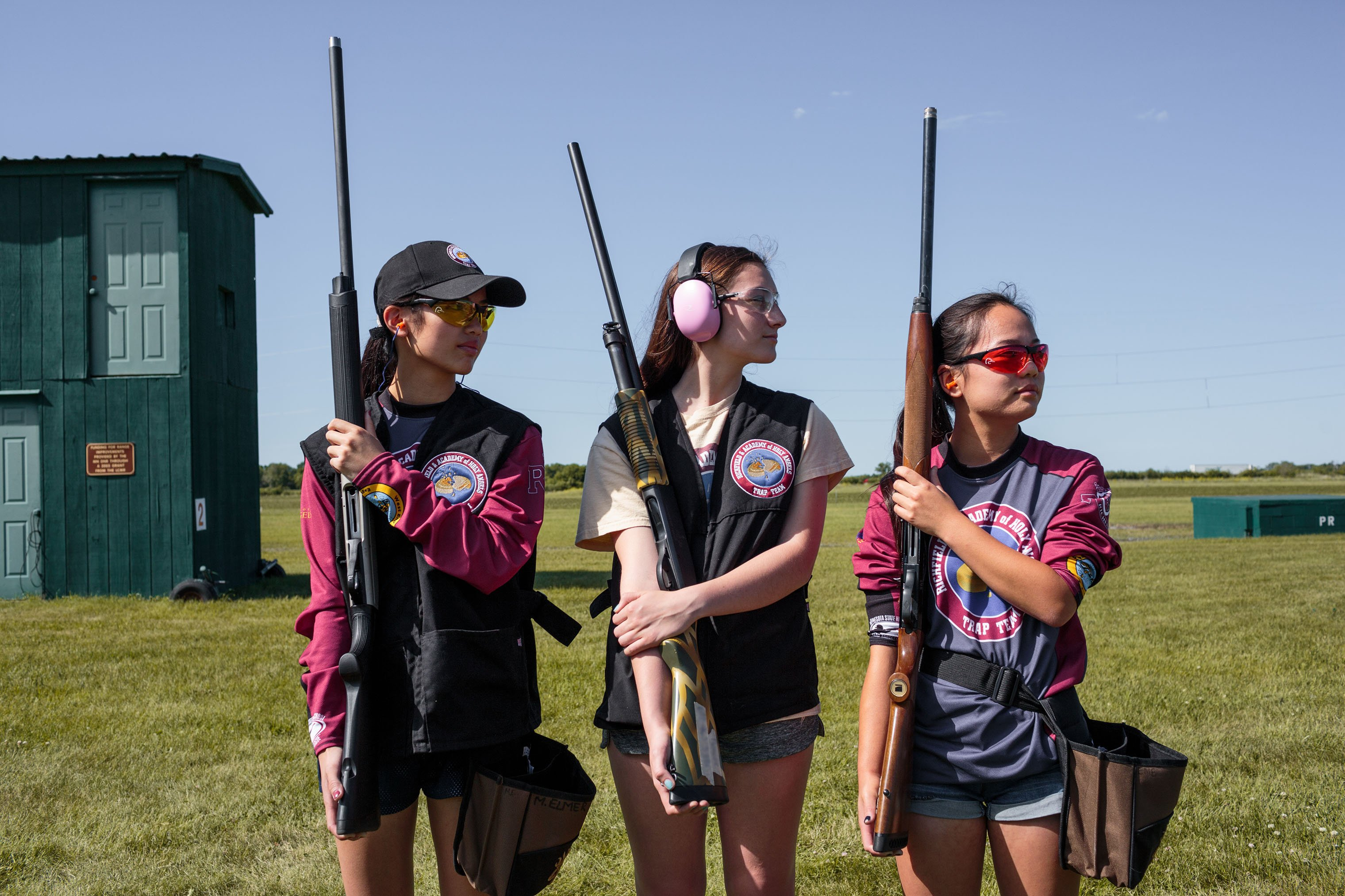 TIME: High School Shooting Teams Are Getting Wildly Popular — And the NRA Is Helping