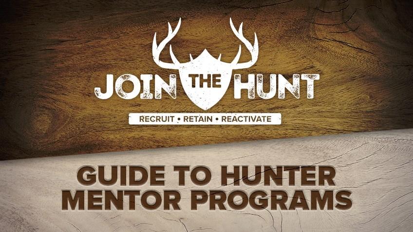 Guide to Hunter Mentor Programs