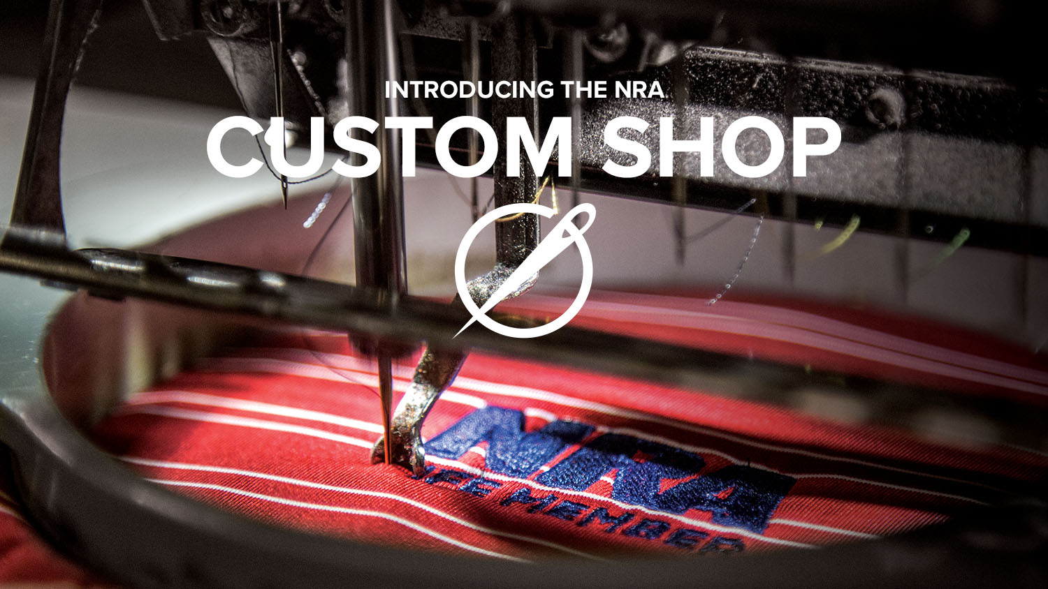 NRAstore Highlight: Introducing the NRA Custom Shop
