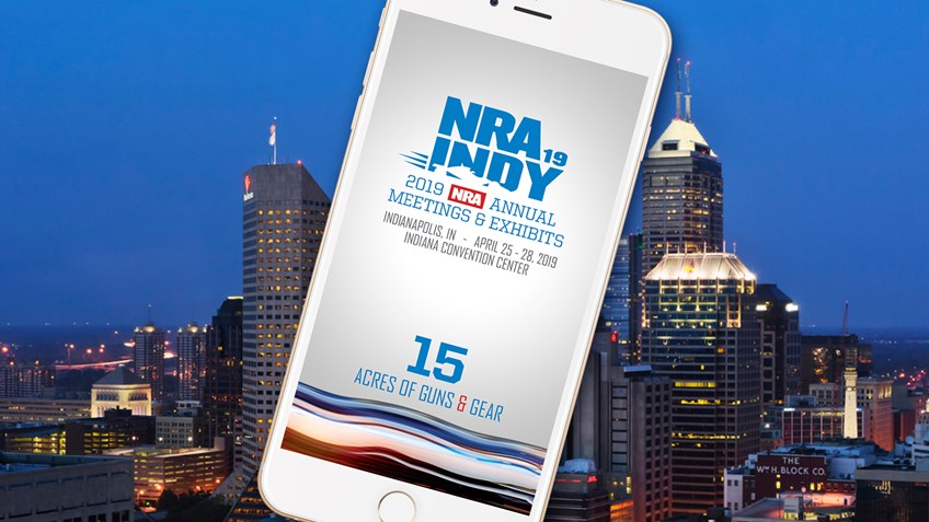 Download the 2019 NRA Annual Meetings & Exhibits Mobile App