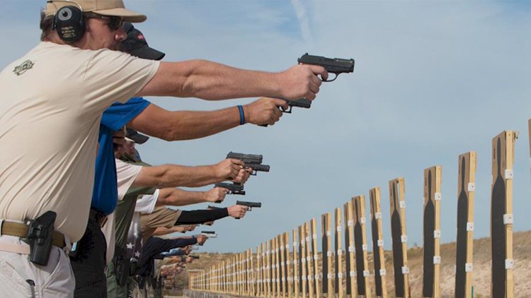 NRA National Police Shooting Championships Return To Mississippi This September
