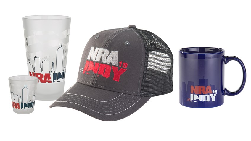 Get Your Exclusive 2019 NRA Annual Meetings Gear from the NRAstore