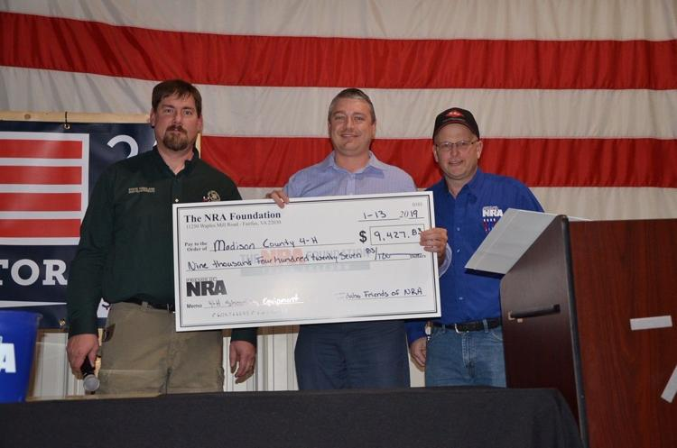 Neighbor News Online: NRA grants local 4-H groups $18,728