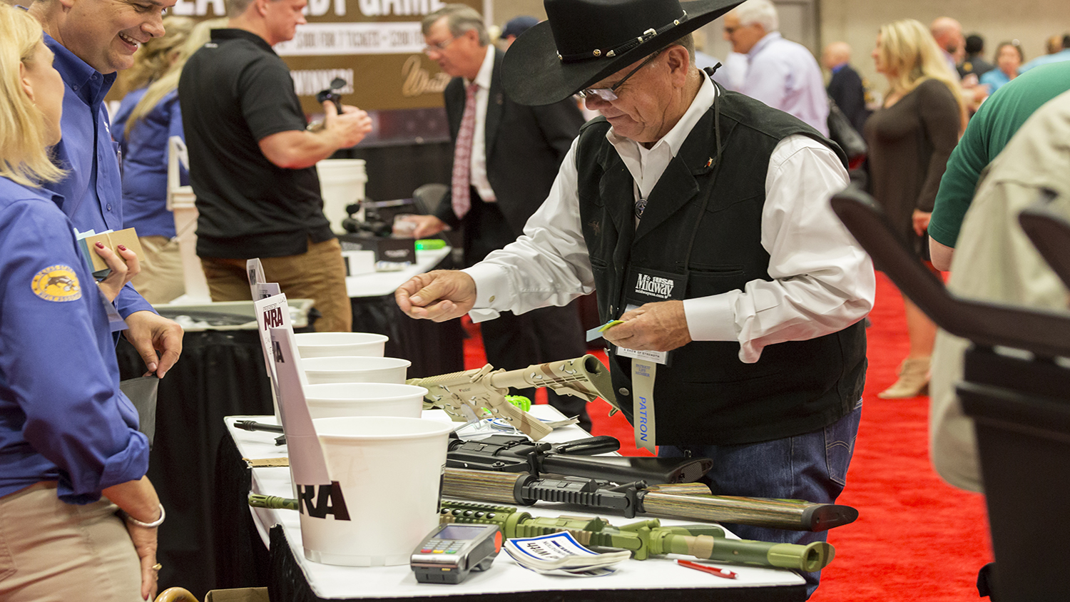 2019 National NRA Foundation BBQ & Auction Preview
