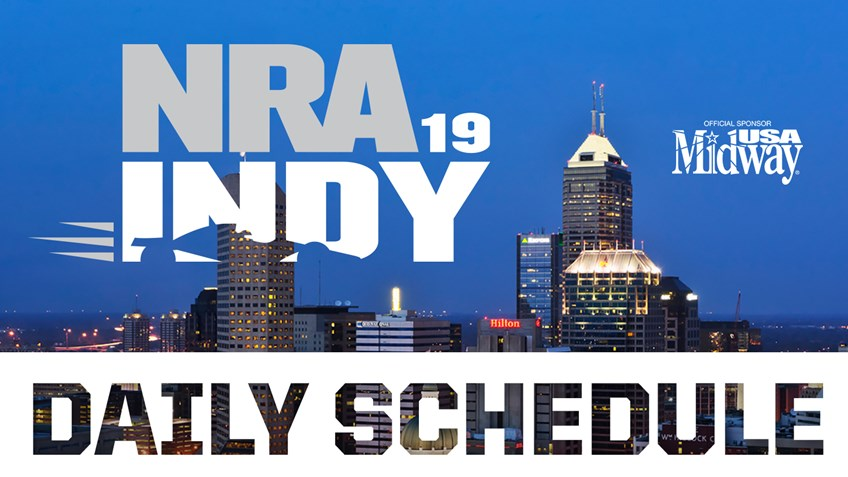 NRA Annual Meeting Events: Friday, April 26