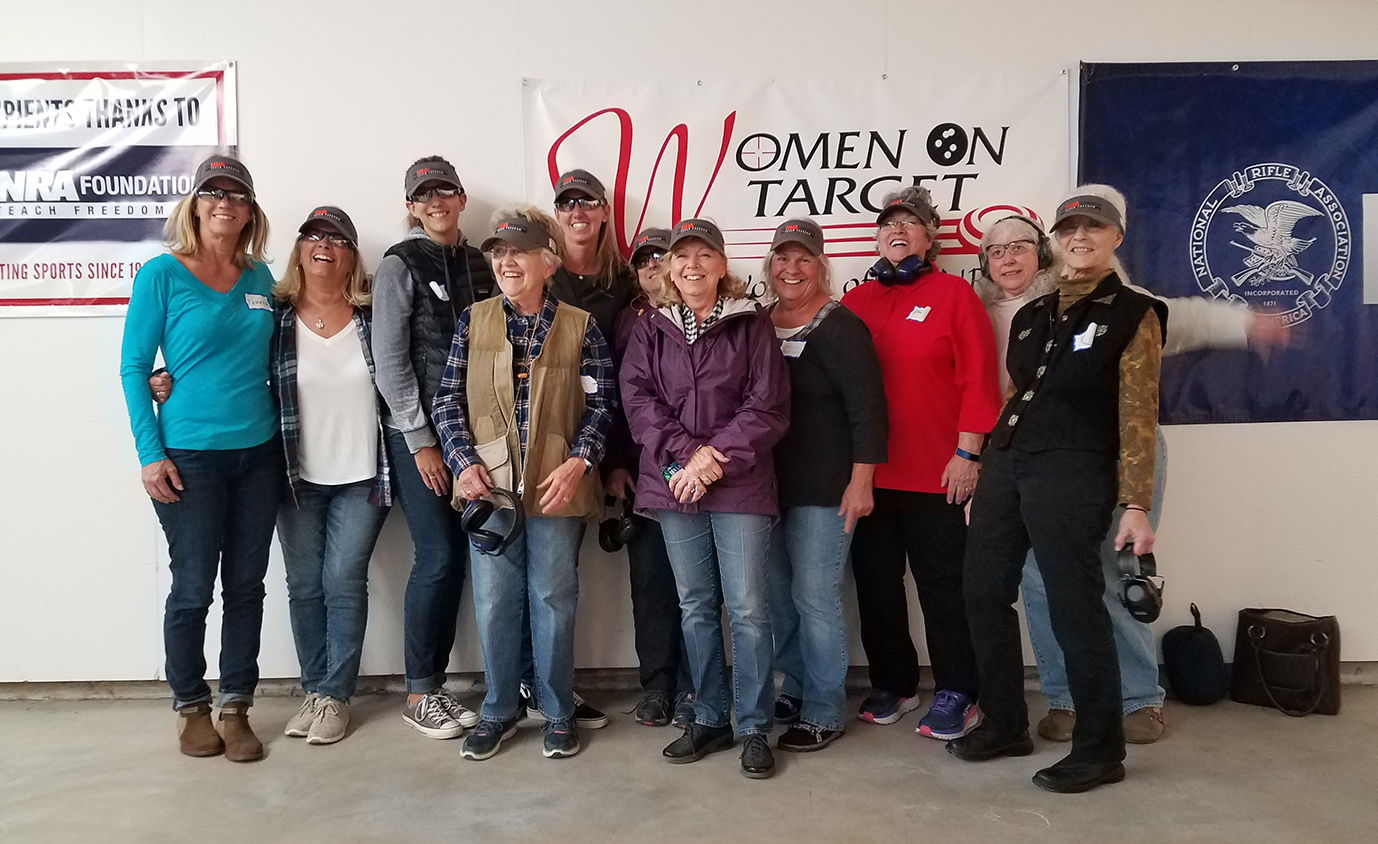 T is for Team - Bonner County Women on Target