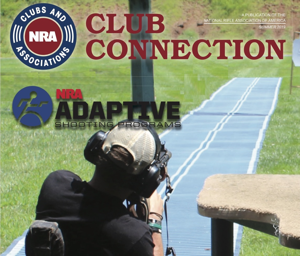 Catch the 2019 Summer Edition of NRA Club Connections Magazine