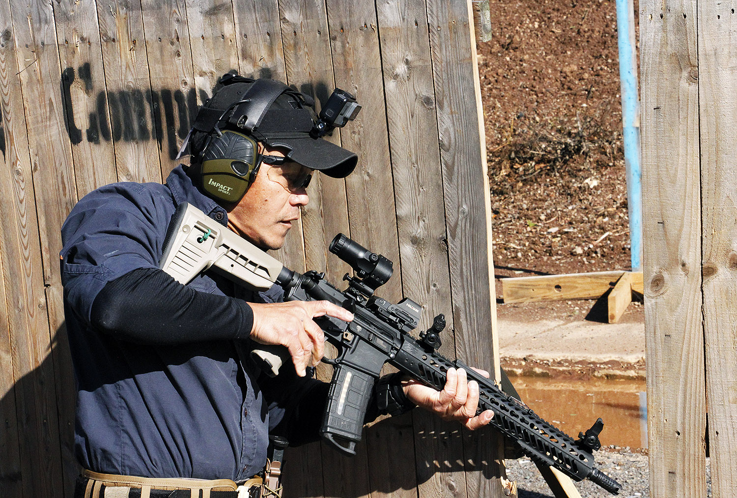 NRA Tactical Police Competition Opens in Virginia