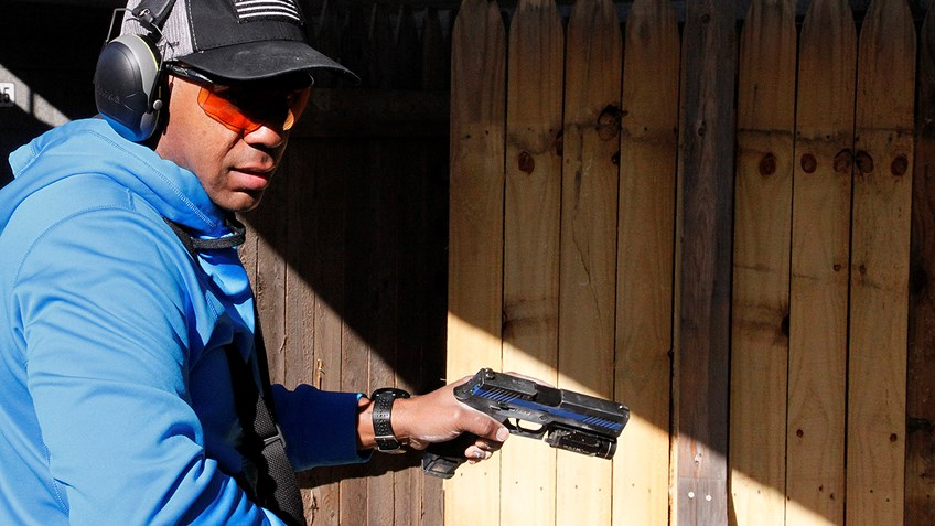McKinney PD & Border Patrol take top honors at NRA's Tactical Police Competition