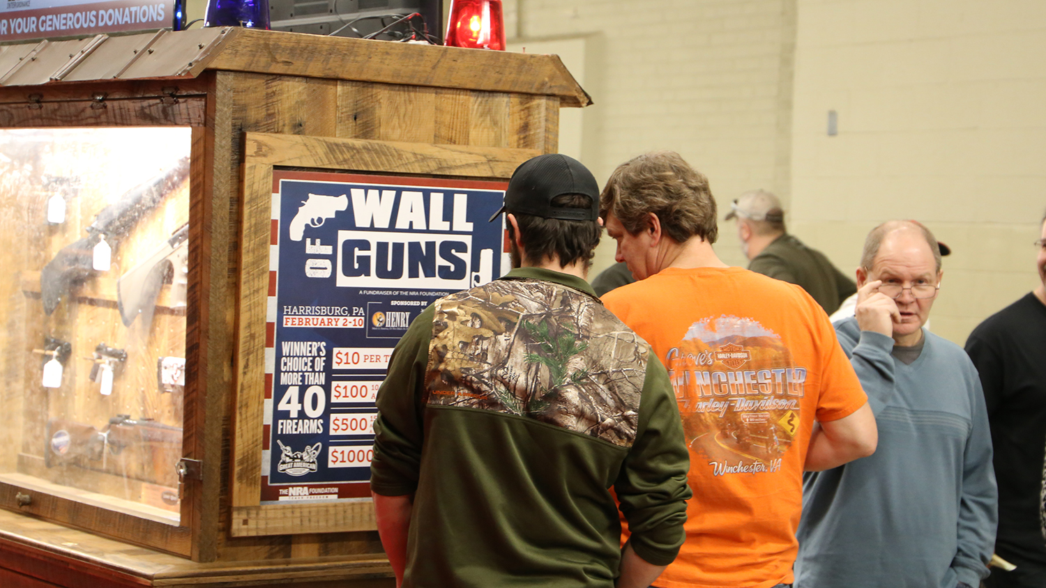 Join The NRA Foundation and Friends of NRA at the 2020 Great American Outdoor Show!