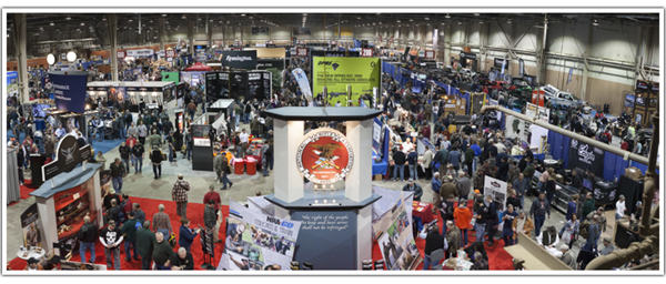 Seventh Annual Great American Outdoor Show Continues Proud Outdoors Tradition in Central Pennsylvania