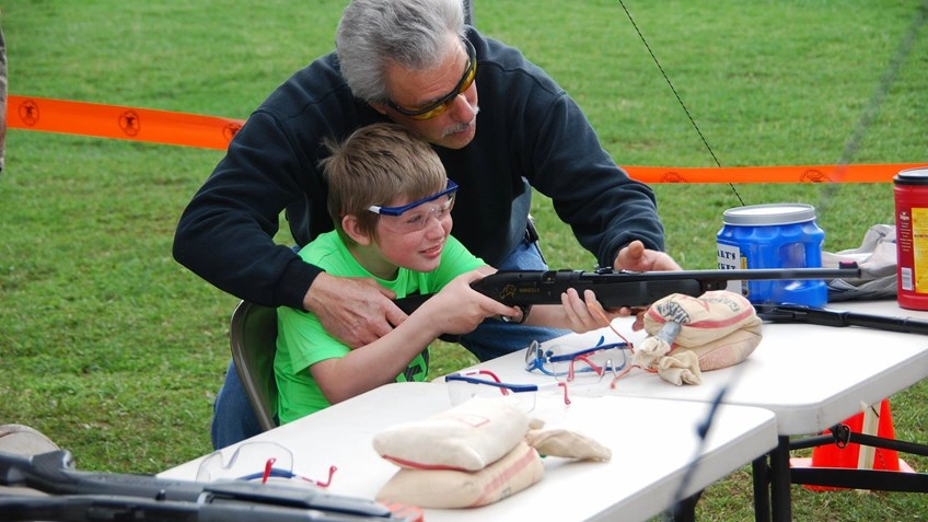 Mill Cove, Continuing to Educate with Support from The NRA Foundation