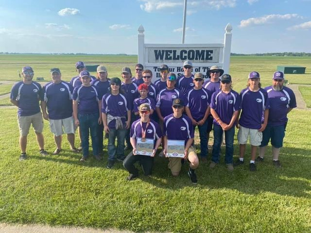 Success at Nationals With Help From The NRA Foundation