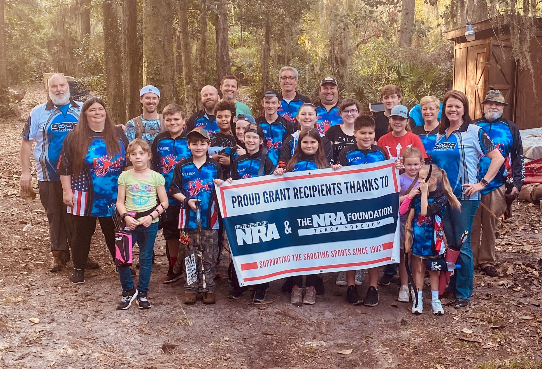 NRA Foundation State Fund Grant Applications Are Now Open!