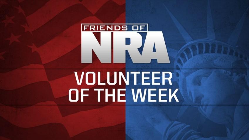 Volunteer of the Week: Chad Ray