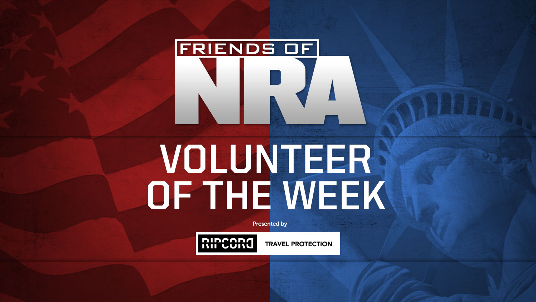 Volunteer of the Week: David Sikes