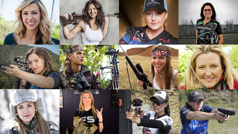 12 Women Shaping The Shooting World