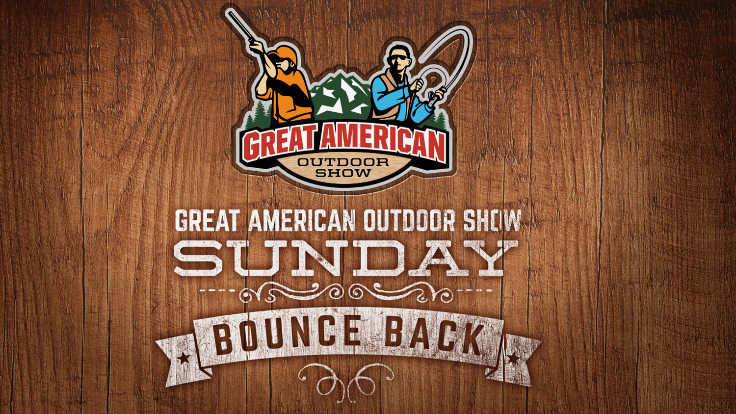 Bounce Back Sunday at the Great American Outdoor Show